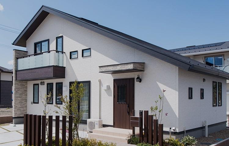 ナイスの地震に強く健康にも配慮された木造一戸建住宅