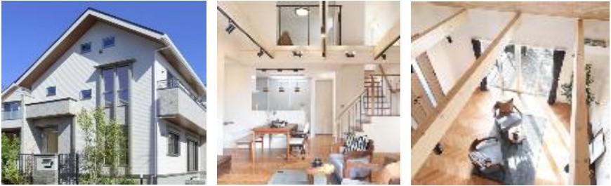 省エネ性能に優れた住宅を供給 「一戸建住宅 パワーホーム」