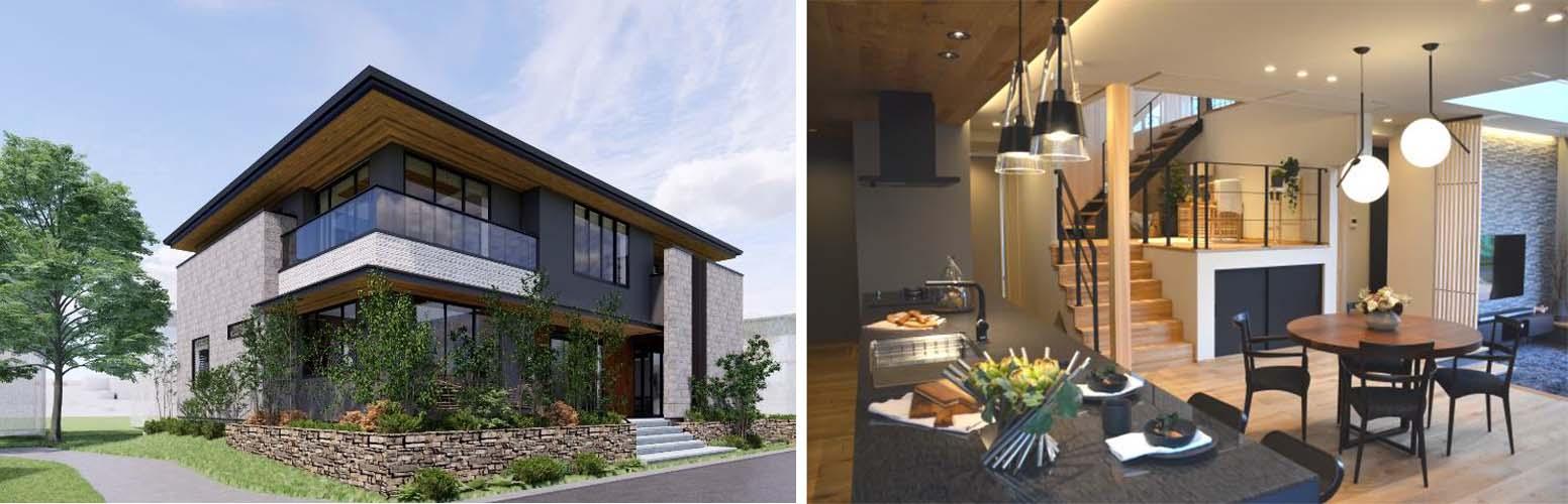 tvkハウジングプラザ横浜-木造一戸建注文住宅のモデルハウス